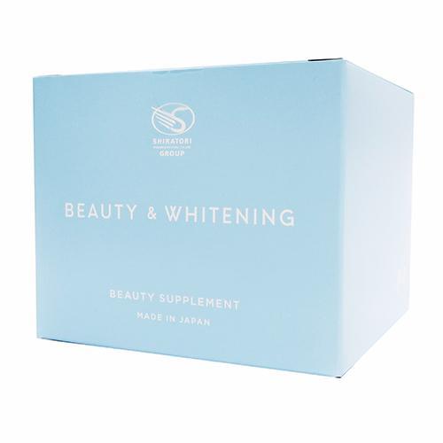 Shiratori Beauty & Whitening - Viên uống trắng da chống nắng Nhật Bản