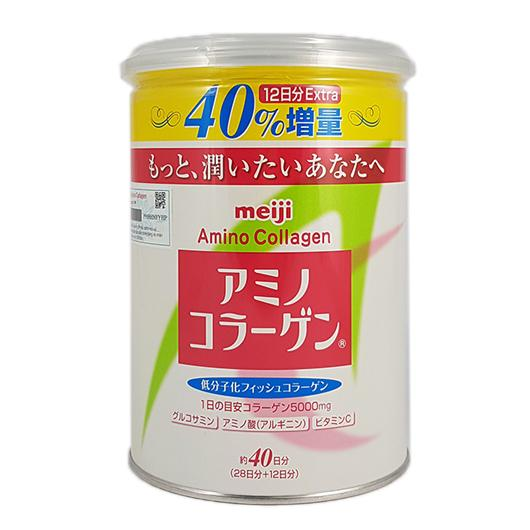 Bột Meiji Amino Collagen