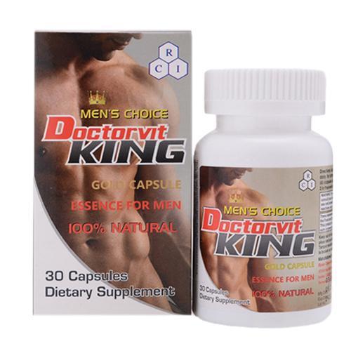 Men's Choice Doctorvit King