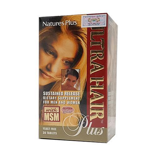 Ultra Hair Plus - Mọc tóc và ngăn ngừa rụng tóc