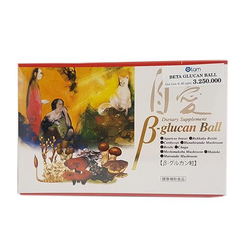 Beta Glucan Ball Umeken