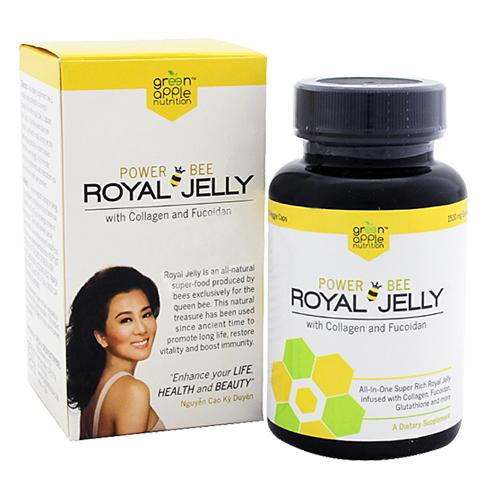 Sữa Ong Chúa Power Bee Royal Jelly