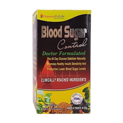 Blood Sugar Control ổn định đường huyết
