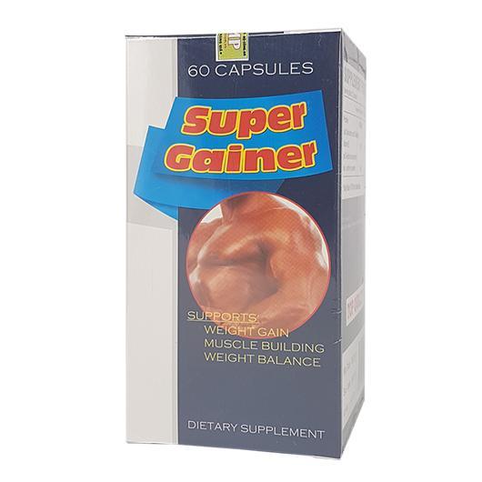 Viên uông tăng cân Super Gainer