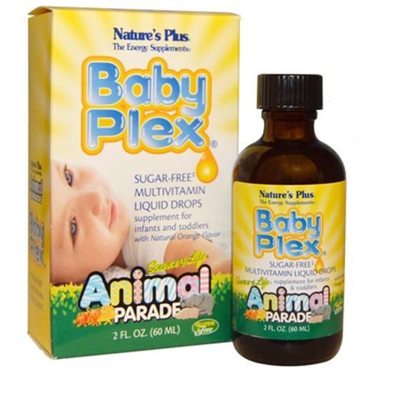 Baby Plex tăng cường đề kháng giúp trẻ ăn ngon