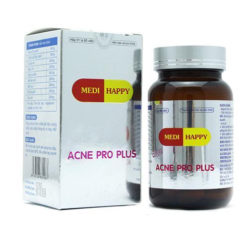 Acne Pro Plus cân bằng nội tiết tố