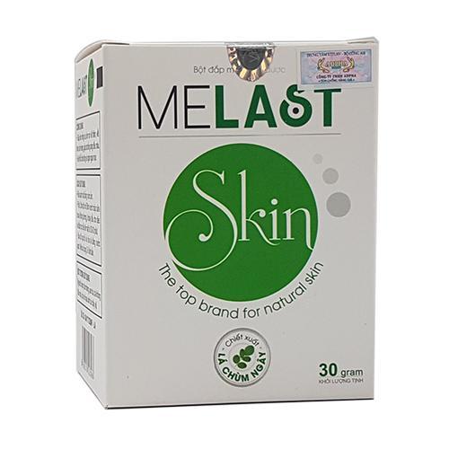 Melast Skin - bột đắp mặt nạ từ chùm ngây