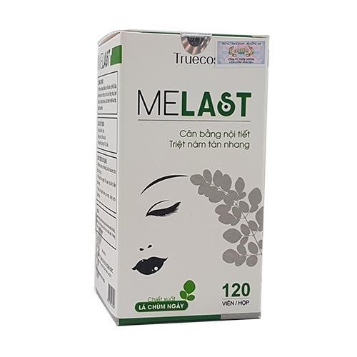 Viên uống Melast chiết xuất từ lá chùm ngây