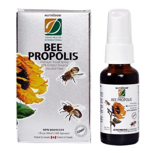 Bee Propolis - Keo ong xịt NutriDom