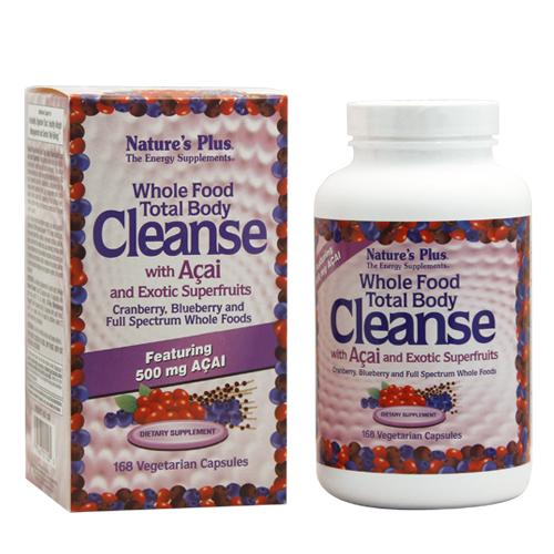 Whole Food Total Body Cleanse thanh lọc cơ thể
