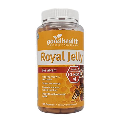 Sữa ong chúa Goodhealth Royal Jelly