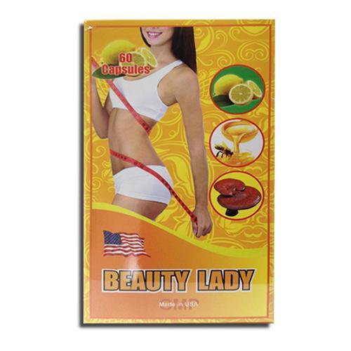 Viên uống giảm cân Beauty Lady - Giảm cân hiệu quả