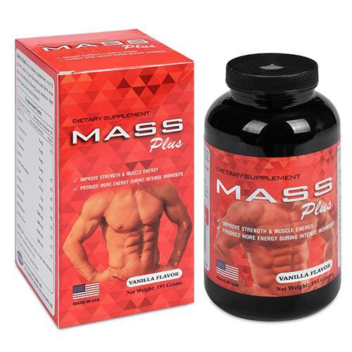 Mass Plus - Tăng cân an toàn, chính hãng từ Mỹ