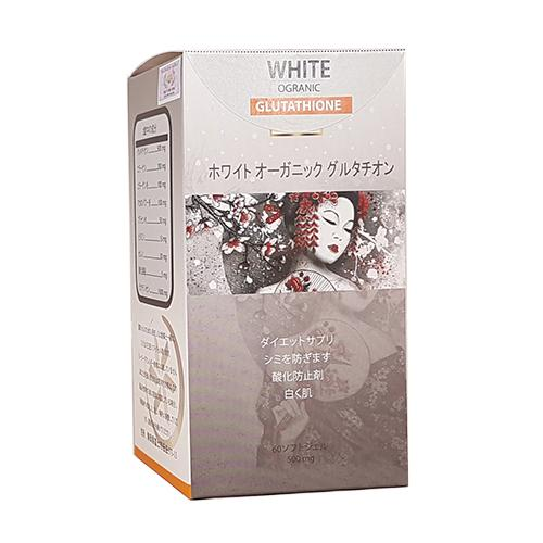 White Organic Glutathion