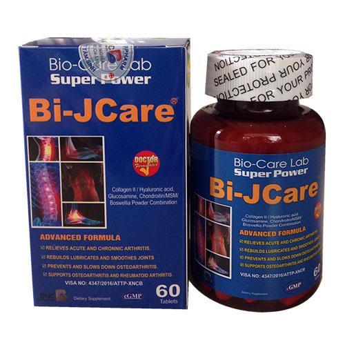 Bi-JCare cho xương chắc khỏe