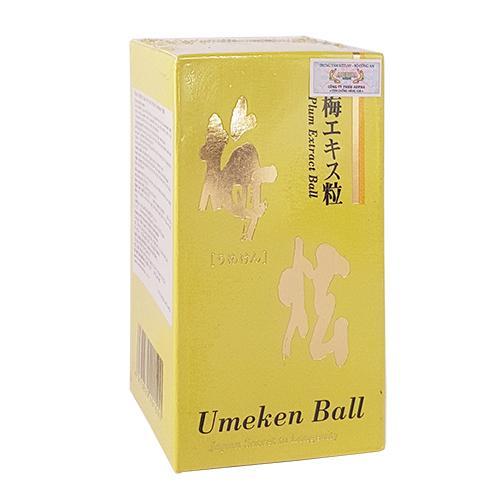 Umeken Ball - Hỗ trợ hệ tiêu hóa