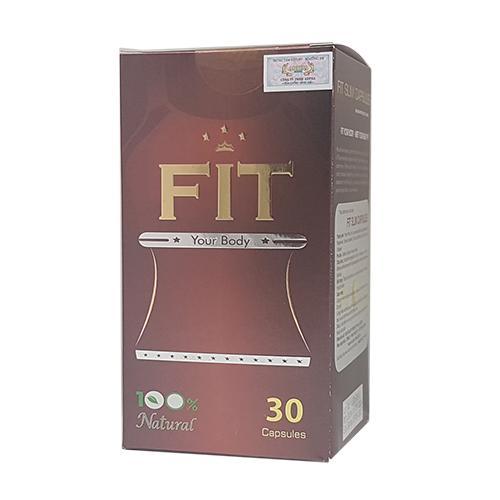 Fit Slim Capsules - Đột phá giảm cân mới