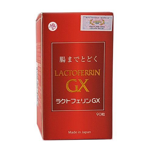 Lactoferrin GX - Viên uống giảm cân