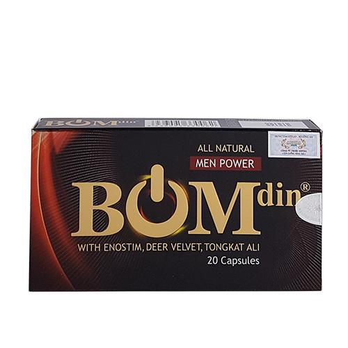 BOMDIN- Tự tin