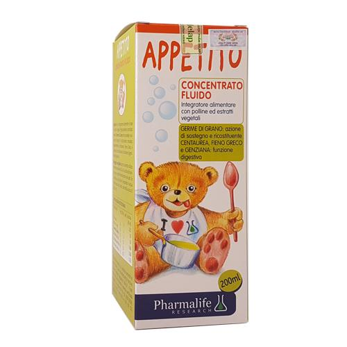 Appetito Bimbi - Thảo dược Châu Âu giúp trẻ ăn khỏe, hấp thu tốt