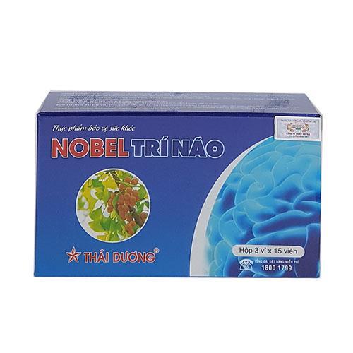 Nobel trí não- tăng cường tuần hoàn máu não