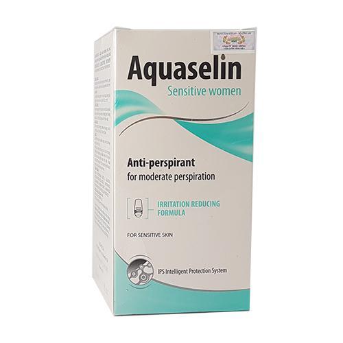 Aquaselin Sensitive Women – Lăn nách dành cho nữ đổ mồ hôi vừa phải