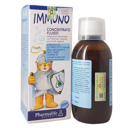 Immuno bimbi - Thảo dược Châu Âu tăng cường miễn dịch tự nhiên cho bé