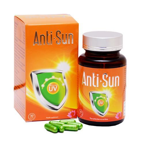 Anti Sun - Chống nắng, chống tia tử ngoại