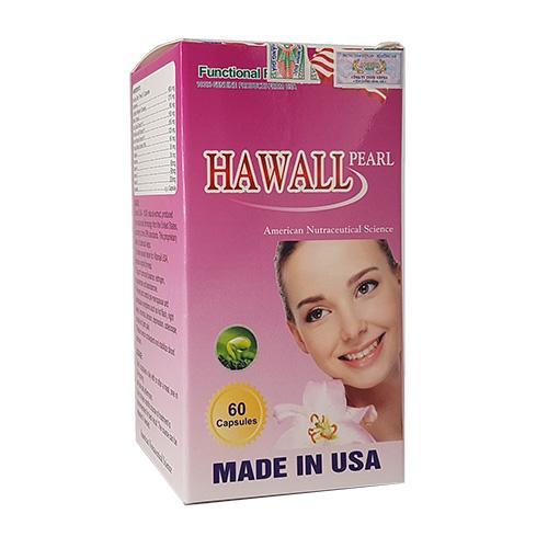 Hawall Pearl – Làm đẹp da, giảm lão hoá
