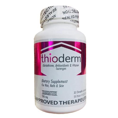 Thioderm - Viêm ngậm trắng da, khỏe tóc, chắc móng