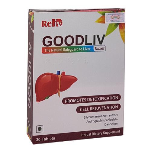 GOODLIV - Tăng cường chức năng gan