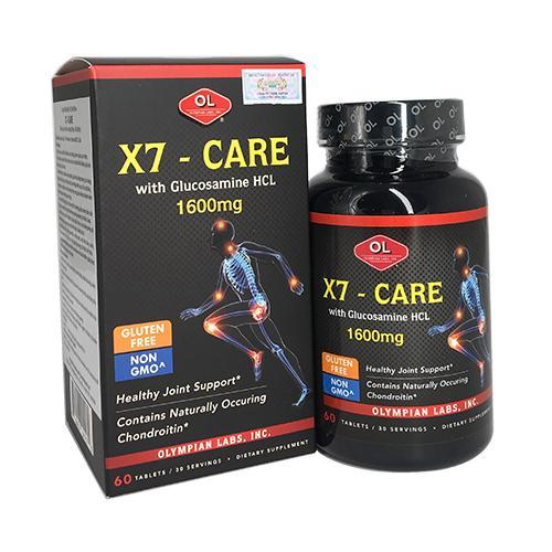X7 – Care – Hỗ trợ sức khoẻ cơ xương khớp