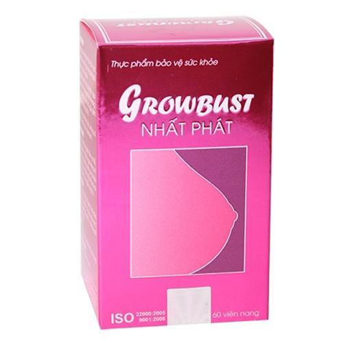 Growbust Nhất Phát - Cho bầu ngực nở nang
