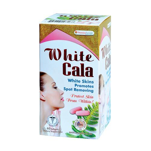 White Cala - Viên uống sáng da từ thiên nhiên