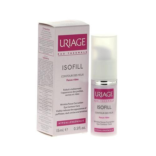 Uriage Isofill Contour Des Yeux - Kem giảm nhăn vùng quanh mắt