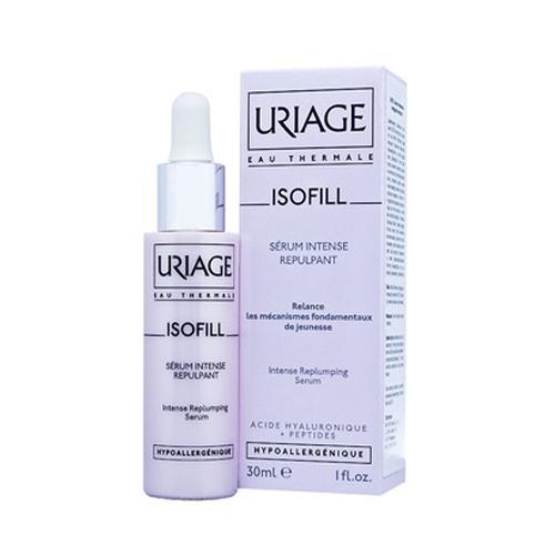 Uriage Isofill Sérum Intense Repulpant - Tinh chất giảm nhăn, làm mịn và săn chắc da