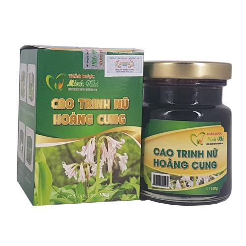 Cao Trinh Nữ Hoàng Cung Minh Nhi