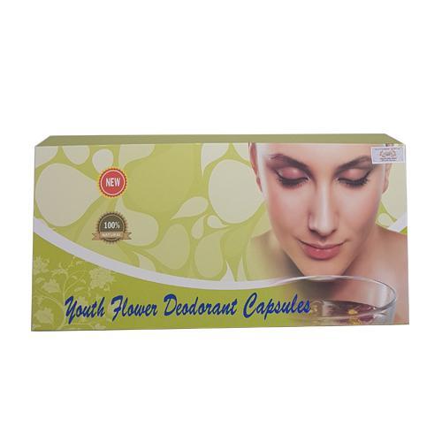 Youth Flower Deodorant Capsules - Viên đặt phụ khoa