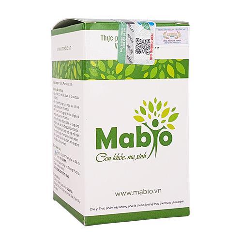 Mabio - Thảo dược lợi sữa và phục hồi sức khỏe sau sinh
