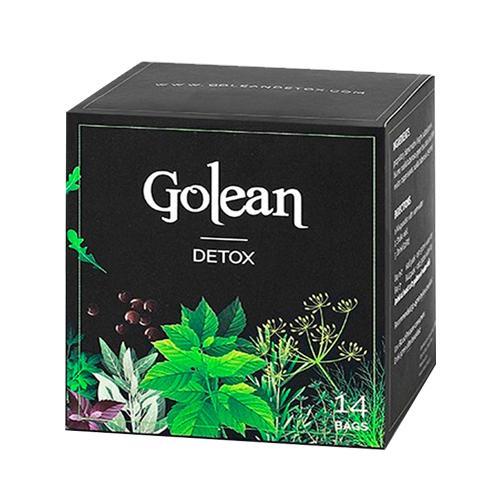 Golean Detox - Trà giảm cân thanh lọc cơ thể