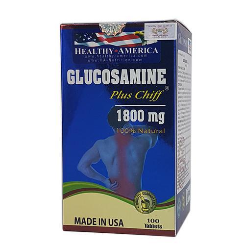 Glucosamine Plus Chiff 1800mg