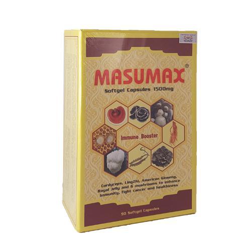 Masumax - Tăng cường sức đề kháng, bồi bổ sức khỏe