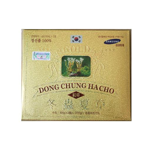 Dong Chung Ha Cho - Đông trùng hạ thảo Hàn Quốc