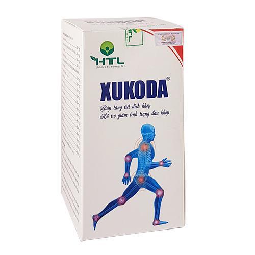 Viên bổ khớp Xukoda - Hỗ trợ điều trị đau nhức xương khớp