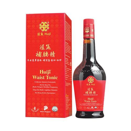 Huiji Waist Tonic - Nhân Sâm Đông Trùng Hạ Thảo Singapore