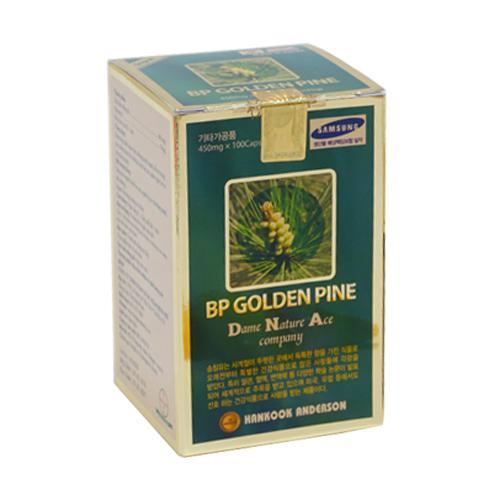 BP Golden Pine - Tinh dầu thông đỏ Hàn Quốc