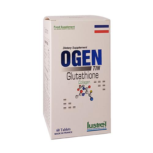 Ogentin - Hỗ trợ điều trị dự phòng u bướu