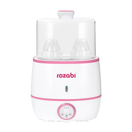 Máy hâm sữa tiệt trùng siêu tốc Razobi Flash 500W HB-055E