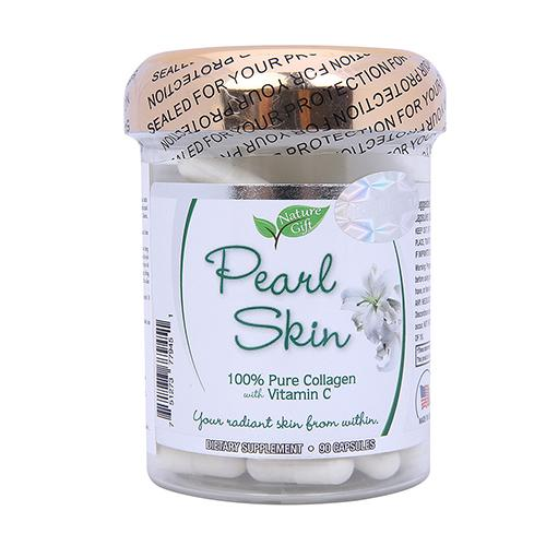 Pearl Skin Collagen - Viên uống Collagen