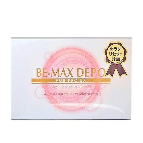 Be-max The Depo - Viên uống detox thanh lọc cơ thể